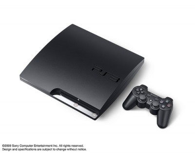 Slim PlayStation 3