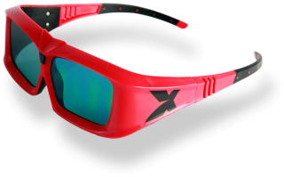 XpanD Active Glasses