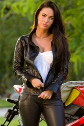 Megan Fox as Mikaela Banes in Transformers: Revenge of the Fallen