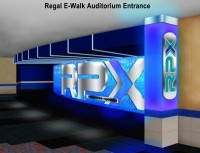 Regal's RPX: Regal Premium Experience at the E-Walk 13 in New York City