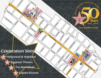Guide to the Hollywood Walk of Fame