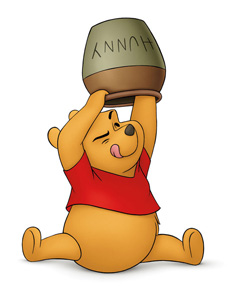 Winnie the Pooh - ©Disney Enterprises, Inc. All rights reserved.