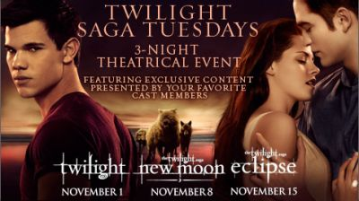 Twilight Tuesdays