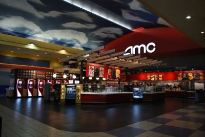The new Marketplace at AMC Village Crossing 18 in Skokie, Ill. (Photo: Business Wire)
