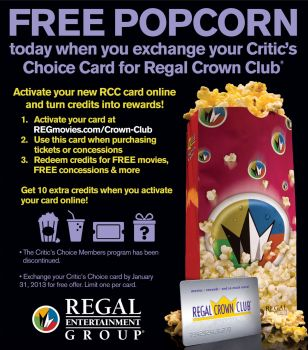 regal cinemas purchases great escape theatres offers customers free popcorn bigscreen journal the bigscreen cinema guide regal cinemas purchases great escape