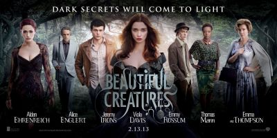 Character poster for Beautiful Creatures