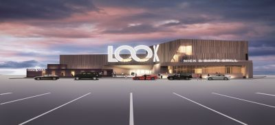 Rendering of the new LOOK Cinemas Prestonwood. © LOOK Cinemas 2013 All rights reserved.