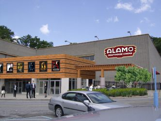 Rendering of theater - courtesy Alamo Drafthouse Cinema