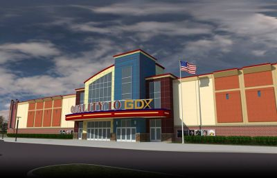 Goodrich Quality Theaters >> Saginaw, MI: Saginaw 12 Replaced with New 10-Screen ...