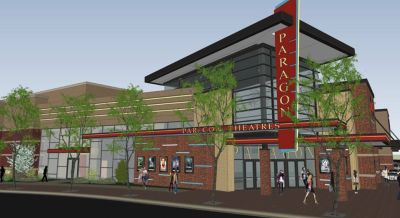 newport news va paragon city center 12 to open may 22