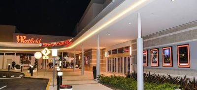 Photo of theater courtesy Westfield Broward Mall