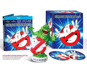 Ghostbusters 30th Anniversary Blu-ray Release