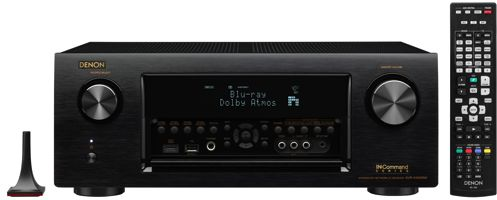 Denon Introduces AVR-X4200W and AVR-X3200W A/V Receivers