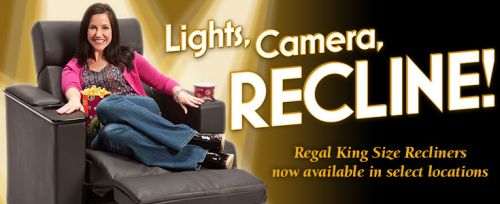 Promotional Graphic  sc 1 st  The BigScreen Cinema Guide : regal king size recliners - islam-shia.org