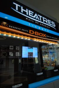 Photo courtesy Theatres at Mall of America