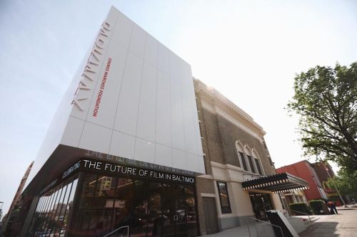 baltimore md parkway theatre reopens as yearround home