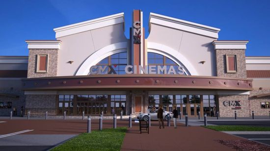 Image provided by CMX Cinemas Fallschase