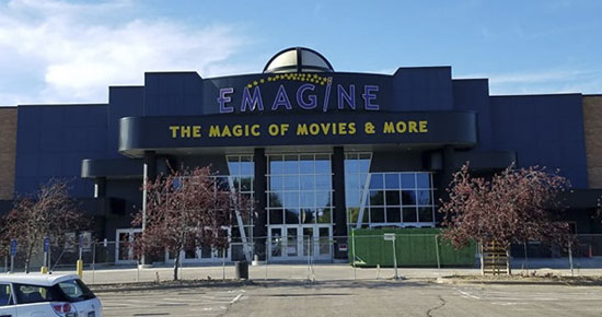 Photo by Emagine Theatres (Eagan, MN)