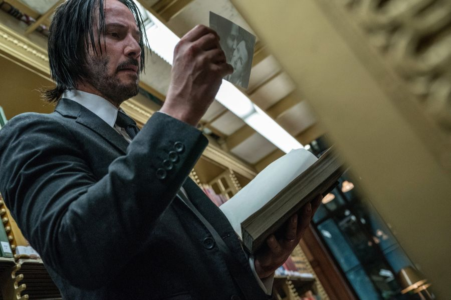 Photo from John Wick: Chapter 3 - Parabellum ©2018 Niko Tavernise