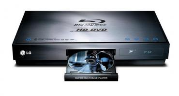 LG BH100 Super Multi Blue Dual Format Player