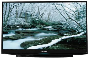 Samsung -76 Series DLP TV