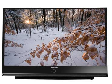 Samsung's -87 Series DLP TV