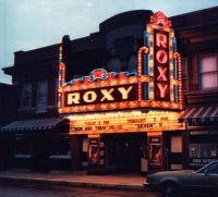 Copyright Roxy Theatre Northampton, PA