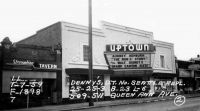The Uptown Theater, circa 1959.