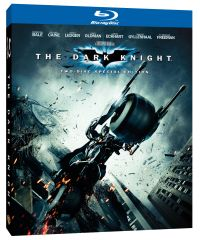 The Dark Knight on Blu-ray