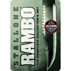 6-Disc Rambo - The Complete Collector's Set