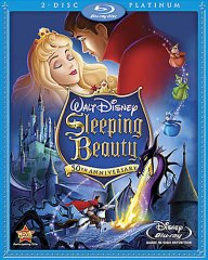 Sleeping Beauty 2-Disc Platinum Blu-ray