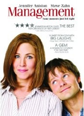 Cover Art for Management on DVD