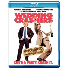 Wedding Crashers on Blu-ray