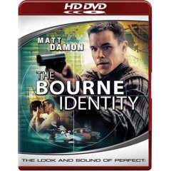 Get The Bourne Identity and 300 free when buying a new HD DVD player