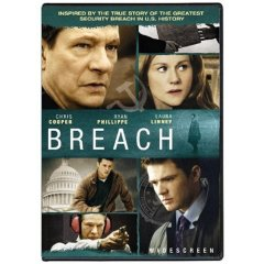 Breach DVD Cover