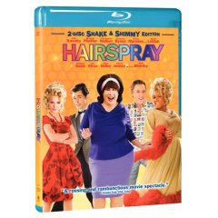 Cover Art for Hairspray on Blu-ray