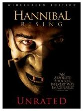Hannibal Rising DVD Cover