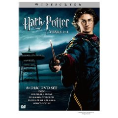 Harry Potter (#1-#4)