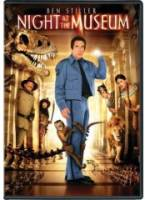 Night at the Museum DVD Cover