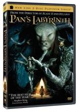 Pan's Labyrinth Cover Art