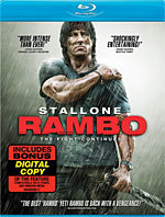 Rambo Blu-ray Cover Art