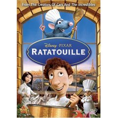 Ratatouille Cover Art