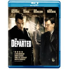 The Departed on Blu-ray