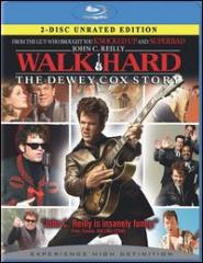 Walk Hard: The Dewey Cox Story on Blu-ray