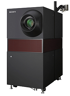 Sony SXRD Digital Cinema Projector
