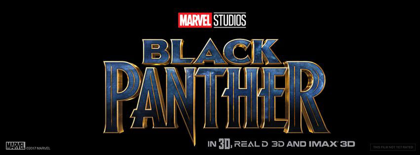 Black Panther in 3D