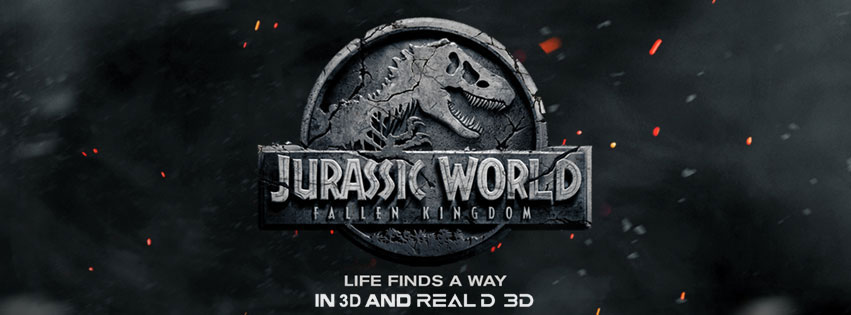Jurassic World: Fallen Kingdom in 3D